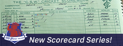 Scorecard Series Advert