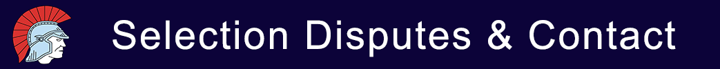 Selection Disputes Banner