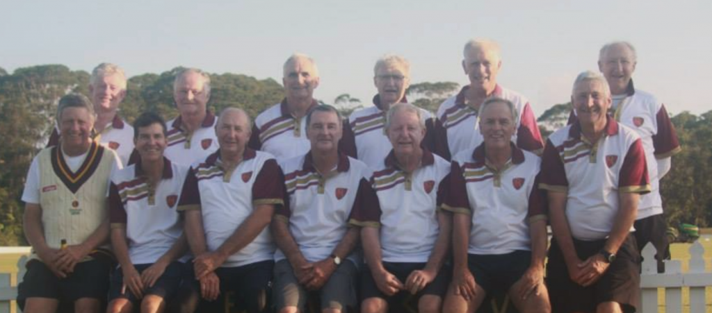 Queensland - 2013 National Seniors Champions