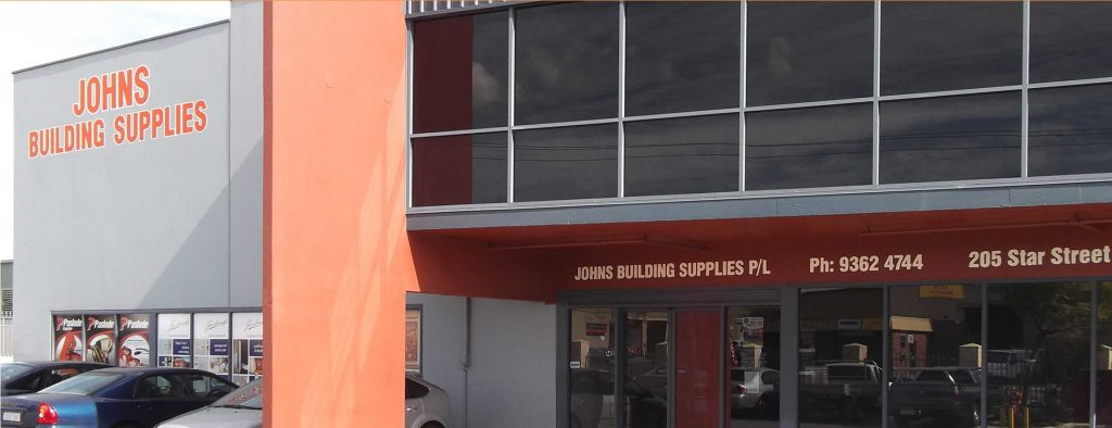 John's Building Supplies HQ